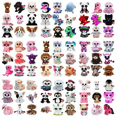 £8.40 • Buy Official TY Beanie Boos 6'' Soft Plush Toys Over 100 Styles