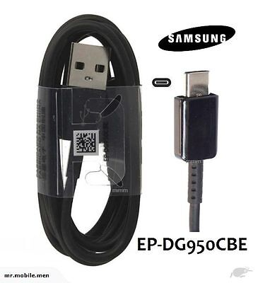 AU6.30 • Buy Samsung Original Type-C Data Sync Fast Charger Charging Cable Cord For Galaxy S8
