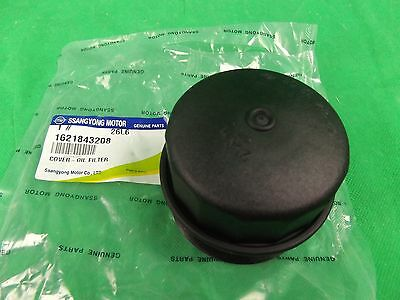 AU24.99 • Buy Genuine Ssangyong Actyon Sports Ute 100 Series 2.0 L Td Oil Filter Housing Cap