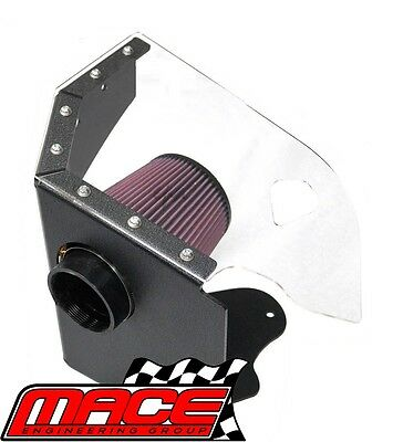 AU300 • Buy Mace Cold Air Intake Kit Incl. Clear Cover For Holden Ecotec L36 L67 S/c 3.8l V6