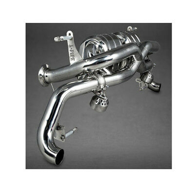 $6555 • Buy Capristo Audi R8 V10 Pre-Facelift X-Pipe Exhaust System With Remote