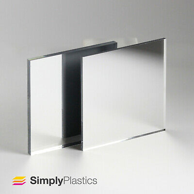 Silver Acrylic Mirror Sheet - A5, A4 & A3 Sheet Size / 3mm And 5mm Thickness • 4.88£