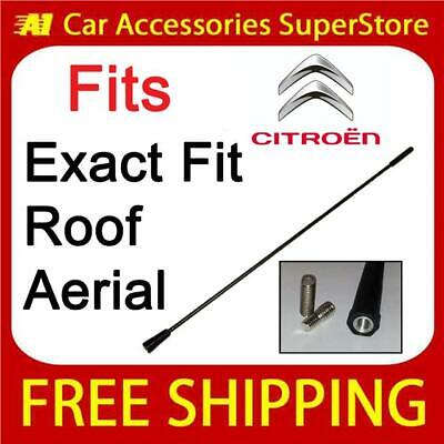 £6.99 • Buy Citroen C1 Replacement Front Roof Car Radio Aerial Arial Whip Mast Antenna