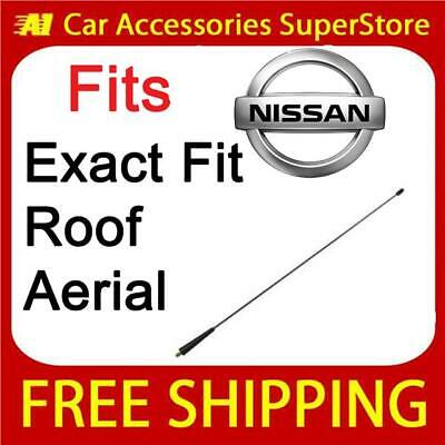 £6.99 • Buy Nissan QashQai Replacement Car Radio Aerial Arial Whip Mast Antenna For Roof