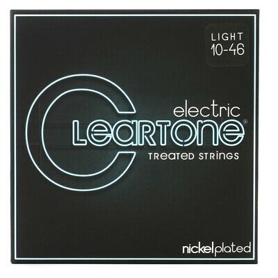 $ CDN29.64 • Buy Cleartone 9410 Coated Electric Guitar Strings Nickel Plated Light 10 - 46