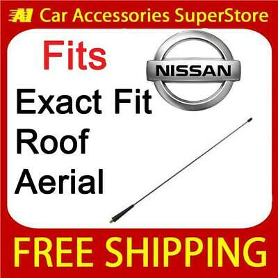 £6.99 • Buy Nissan Note Replacement Car Radio Aerial Arial Whip Mast Antenna For Roof