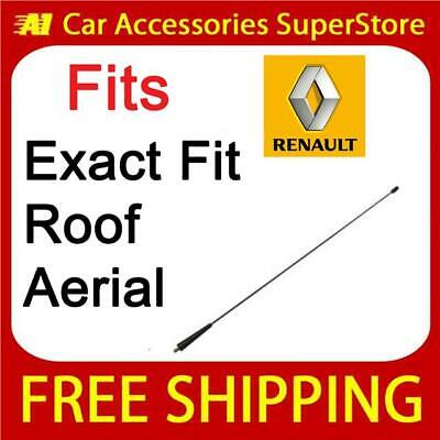 £6.99 • Buy Renault Kangoo Replacement Front Roof Car Radio Aerial Arial Whip Mast Antenna