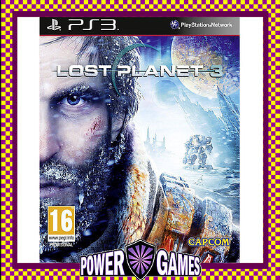 AU34.95 • Buy LOST PLANET 3 PS3 (Sony PlayStation 3) Brand New