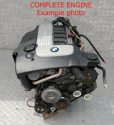 $695.78 • Buy BMW X5 Series E53 3.0d Diesel M57 Bare Engine 306D1 184HP With 105k WARRANTY