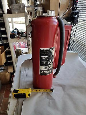 $240 • Buy Ansul 20lb ABC Dry Chemical Cartridge Fire Extinguisher