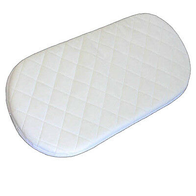 Quilted Breathable Mattress Compatible For Icandy Cherry Carrycot • 12.95£