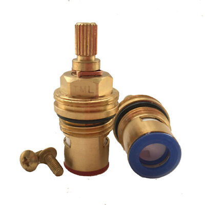 Ceramic Tap Valve Cartridge 1/2  Compatible Pegler Brita Filter 814043 / 814042 • 8.99£