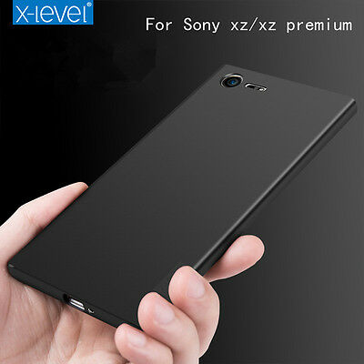 AU8.93 • Buy Ultrathin Soft Frosted Matte Rubber Back Case Cover For Sony Xperia 1 5 10 XZ3