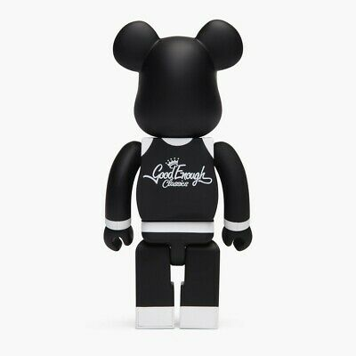 $109.99 • Buy Medicom Goodenough Classic Black 400% Bearbrick Figure Black