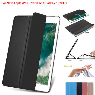 AU13.83 • Buy F Apple IPad Pro 10.5  (2017) Ultra Slim Magnetic Smart Cover Leather Stand Case