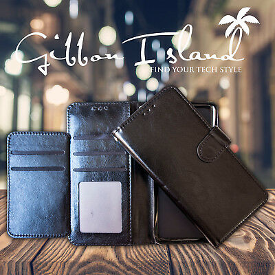 AU39.95 • Buy Samsung S8 Plus Cover-leather Wallet 6-card Capacity With Glass Screen Protector