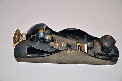 Stanley Block Plane 1-5/8   Cutter, 7   Long Without Blade • 18.09£