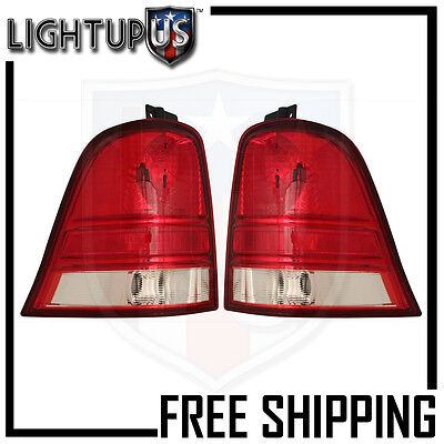 $110.34 • Buy Fits 04-07 FORD FREESTAR TAIL LIGHT/LAMP  Pair (Left And Right Set)