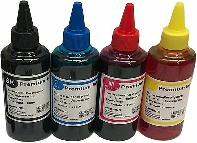 400ML Refill Ink For HP 364 364XL Refill Use In HP 5520 6520 7520 5510 6510 • 9.99£
