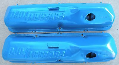 Ford Thunderbird Fe 352 390 406 427 428 Valve Rocker Arm Covers 1958-1969 58-69 • 250$