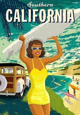 Vintage TRAVEL POSTERS - Gift - A4 - Retro Prints - Home - Wall Art Decor- • 2.99£