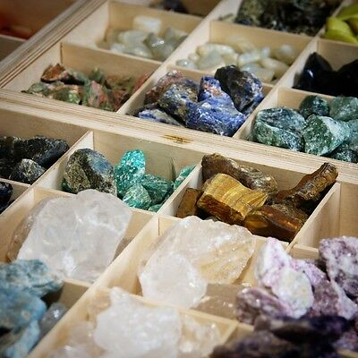 Crystals & Minerals - Rough Healing Crystals Buy 3 Get 1 FREE • 2.99£