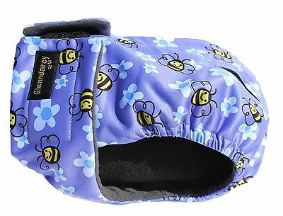 Glenndarcy Female Dog Heat Season Pants Nappy Diaper I Busy Bee  • 15.95£
