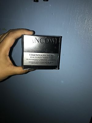 Lancome Visionnaire Nuit Correcting Night Cream Gel-in-oil Face 50ml NEW SEALED • 55£