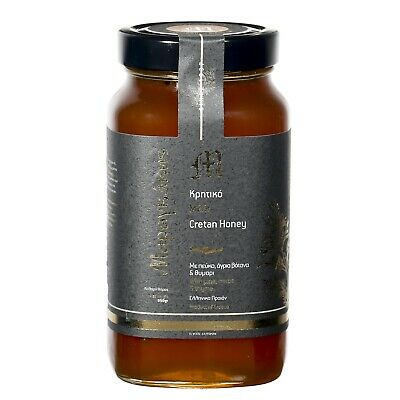 Greek Raw Honey From Herbs, Coniferous Trees And Thyme 950gr, Pure Cretan • 17.99£