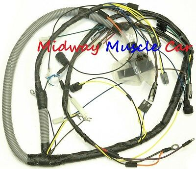 gto wiring harness on