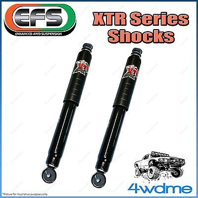 AU320 • Buy For Toyota Hilux KUN26 UTE 4WD Rear EFS XTR Shock Absorbers 2  40mm Lift