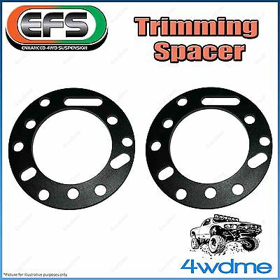 AU85.50 • Buy Toyota Hilux N80 REVO 4WD Front EFS Strut Top Trimming Spacer Lifts 10-12mm Pair