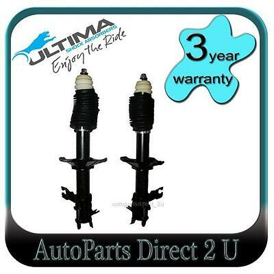 AU231 • Buy 2 Front Ultima Shock Absorbers Suits Nissan Pulsar N15 With Abs 1995-2000