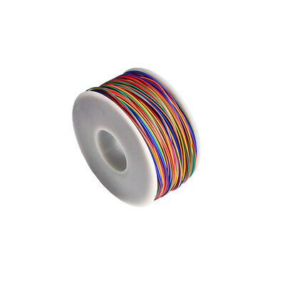 £6.71 • Buy 0.55mm 8 Color Circuit Board Single-Core Tinned Copper Electronic Wire Fly Line