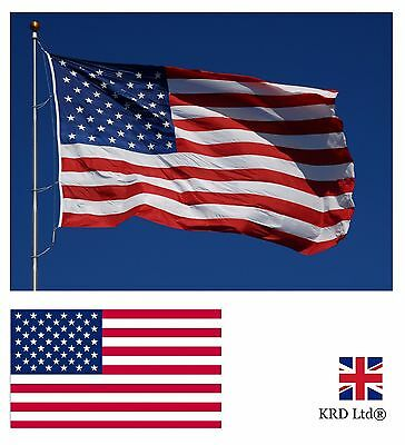 Large USA FLAG Olympics Sport America National US American Supporters Fans 3x5FT • 4.25£