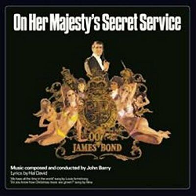 £6.81 • Buy Louis Armstrong - On Her Majesty's Secret Service [CD]
