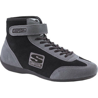 $129.95 • Buy Simpson Mid-Top Racing Shoe - SFI 3.3/5 Certified - All Sizes 8 - 12.5