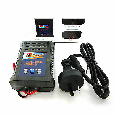 AU26.90 • Buy GT Hobbies Fast RC Battery Charger 7.2v 8.4v 9.6v TAMIYA Plug 2A 20W NiCD NiMH