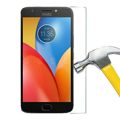 AU6.99 • Buy Tempered Glass Screen Protector Film Case For Motorola Moto E4 Plus 2017