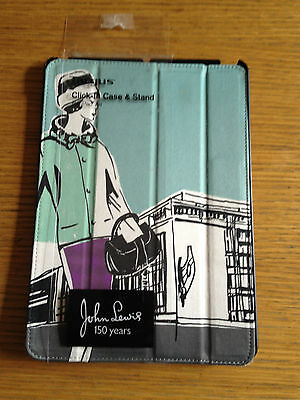 JOHN LEWIS 150 YEARS TARGUS CLICK-IN CASE STAND APPLE IPAD AIR 1st Gen  • 2.99£