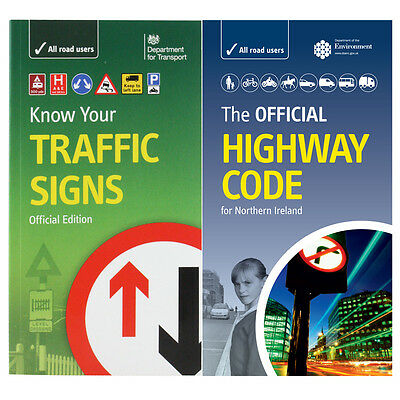 £8.75 • Buy Dvsa Official Highway Code 2020/21 Northern Ireland & Know Your Traffic Signs