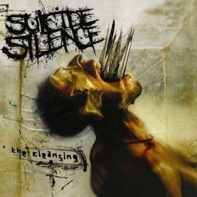 Suicide Silence - The Cleansing [CD] • 12.02£