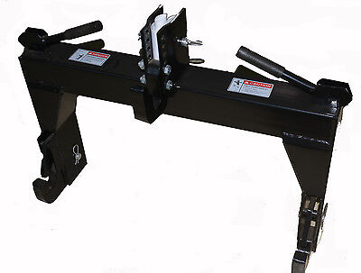 AU345 • Buy 3 Point Linkage Quick Hitch Device For Standard Tractor With Cat 1 Linkage