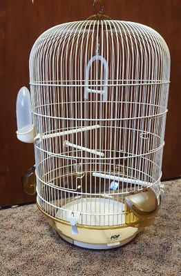 $59 • Buy Dolly Biege #10640061 Round Cage