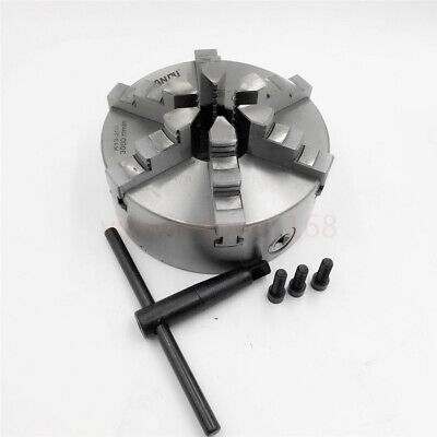 AU248 • Buy 6Jaw Lathe Chuck 6-jaw K13 Self-Centering Plain Back For Lathe Metalworking CNC