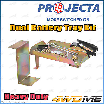 AU190 • Buy Toyota Hilux N80 GUN126 REVO PROJECTA Dual Battery Tray Auxiliary Complete Kit