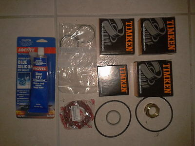 AU185 • Buy Holden Commodore Vt Vx Vy V8 Irs Diff Kit,timken Differential Bearing Kit,m80irs