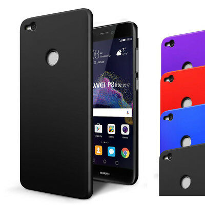 £3.13 • Buy For Huawei P8 Lite 2017 Case - Slim Hard Case Thin Hybrid Armour Back Cover