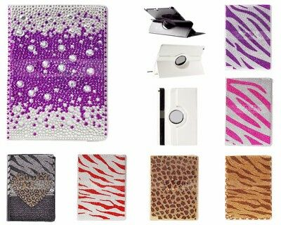 £8.98 • Buy Bling Case For Apple IPad Air 1. IPad Cover With 360 Rotating Stand Jewels Gems