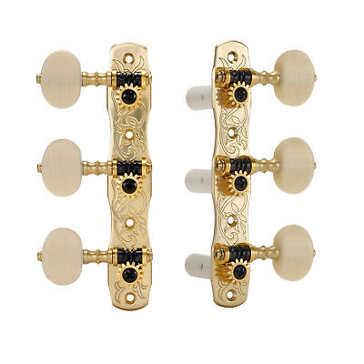 $ CDN109.33 • Buy Gotoh Classical Guitar Tuners, With Ivoroid Knobs
